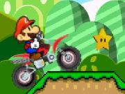 لعبة دراجات ماريو النارية