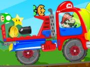 لعبة شاحنة ماريو