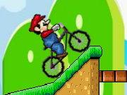 العاب دراجات ماريو BMX