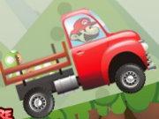 لعبة شاحنة ماريو السريعة